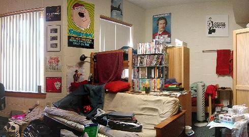 Dorm Room Or Apartment