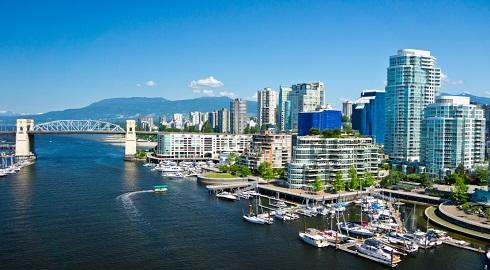 Destino de estudio: Vancouver, Columbia Britanica