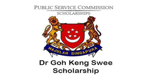 BEASISWA FULL KE SINGAPURA - Dr. GOH KENG SWEE SCHOLARSHIP
