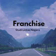 Apa yang dimaksud dengan program 'franchise'?
