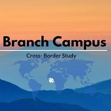 What is a branch campus?