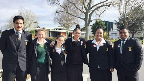 Manurewa High School, Welcome