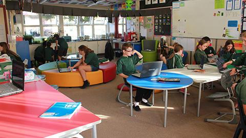 Greenpark Classroom