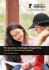 The University of Nottingham Ningbo China